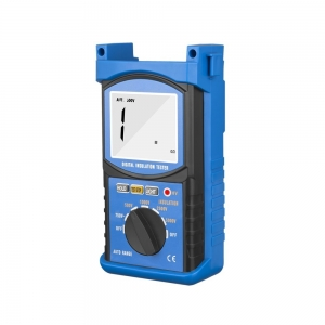 MEWOI68D 1000V/1MΩ~20GΩ/1~750V Digital Insulation Tester