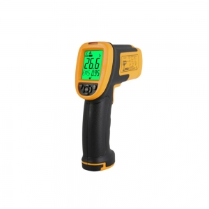 MEWOI892S High temperature 200℃~2200℃(392℉~3992℉) Non-contact Mini InfraRed Thermometers IR thermometer