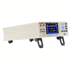 MEWOI-DHT3563-60V AC Resistance:1μΩ~3kΩ; DC Voltage:10μV~60V,High Accuracy Battery internal resistance tester