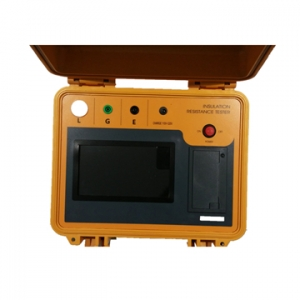 MEWOI-JF9300M 5KV High voltage insulation resistance tester with printer,touch screen,Megôhmetro digital de 5kV