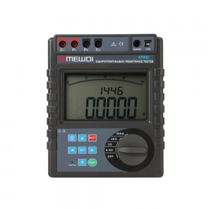 MEWOI4700C 0.0001Ω~300.0Ω(≥2A)Equipotential&DC low resistance tester/Contact resistance tester
