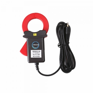 MEWOI140C-35-40mm,AC 0.0mA~100A Clamp on Leakage current sensor meter
